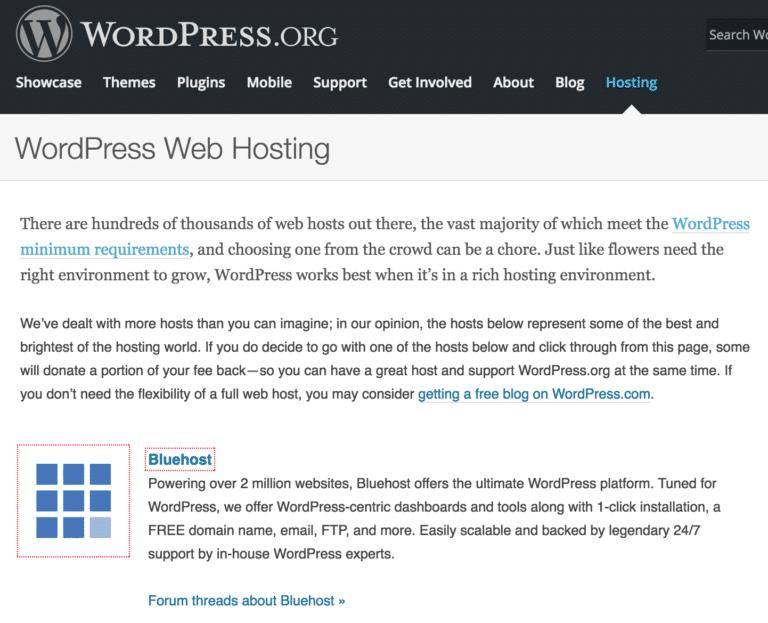 Melhores Empresas de Hospedagem de Sites e Blogs
